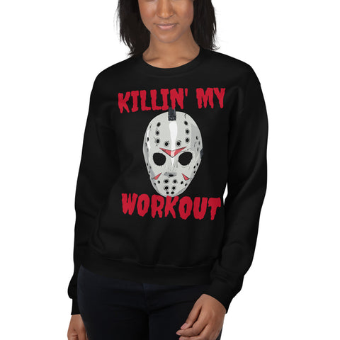 Jason Workout Unisex Sweatshirt funny