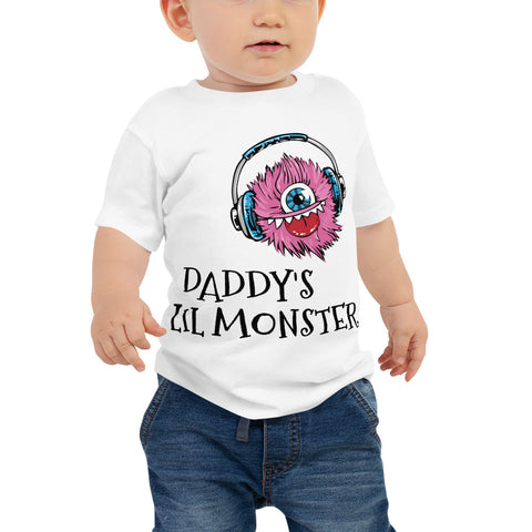 Lil Monster shirt baby funny