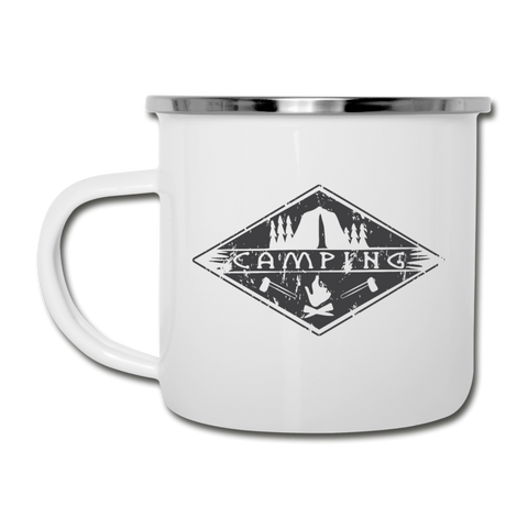 Happy Camper Mug accessories - white