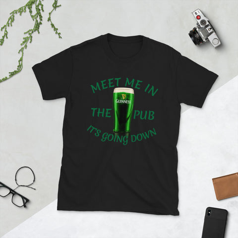 St Patty 6 Short-Sleeve Unisex T-Shirt funny seasonal