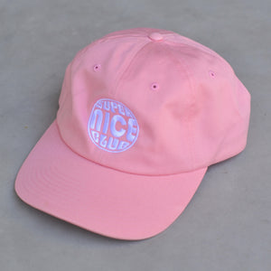 "Super Nice Club ""Dad"" Cap 