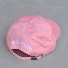 Load image into Gallery viewer, Super Nice Club Relaxed Fit Hat | Pretty in Pink