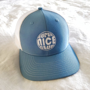 Super Nice Club Hat: The Big Blue