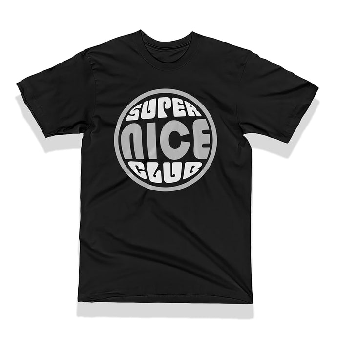 Super Nice Club T-Shirt: The Silver Surfer
