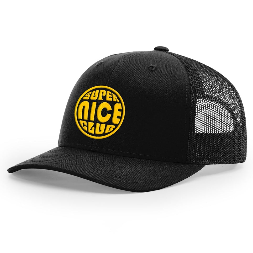 Super Nice Club Hat: 24 Karats of Nice