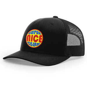 Super Nice Club Hat: Original Logo