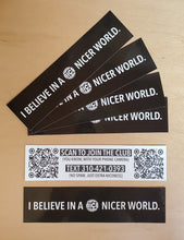 Load image into Gallery viewer, I BELIEVE Stickers / Bookmark (Pack of 5)