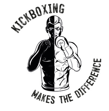 Kickboxing makes the difference