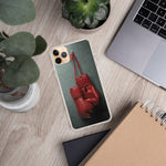 iPhone case - Boxing gloves