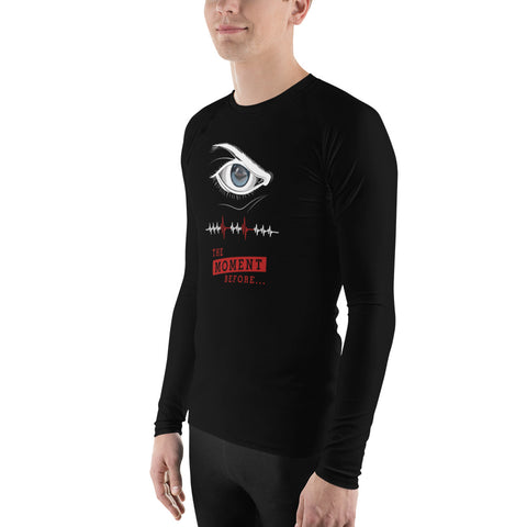 Rash Guard - The moment before (Kampfring spiegelt im Auge)