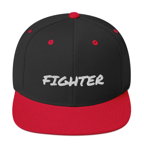 Snapback Cap - Fighter