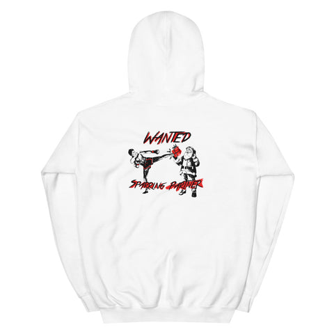 stylish hoodie - Wanted Sparring Partner