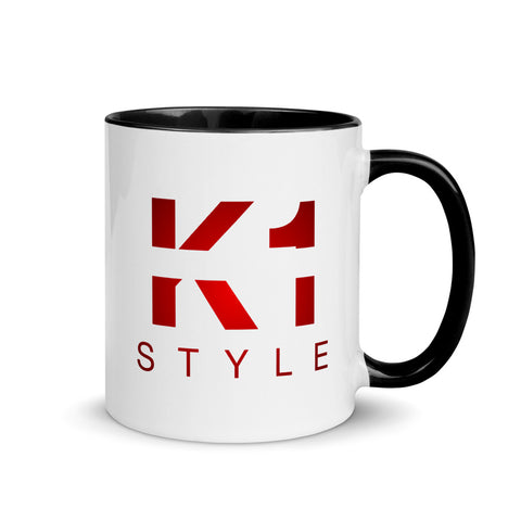 Cup with colored inside - K1 Style