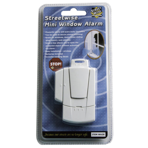 Mini Window Alarm