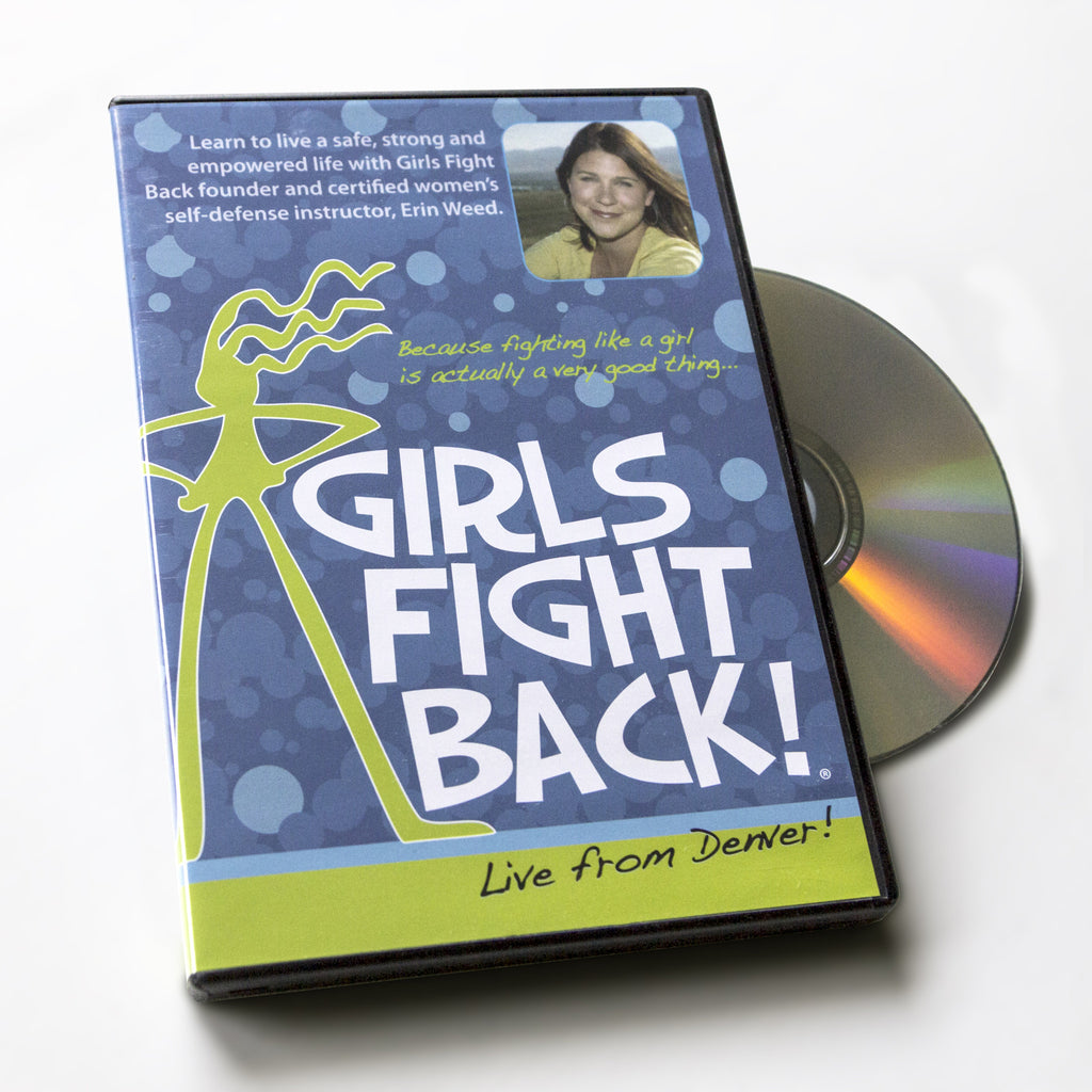 "Girls Fight Back! ""Live from Denver"" DVD"