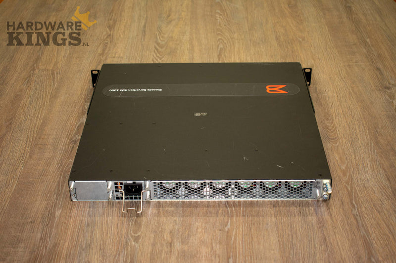Brocade ServerIron SI-1016-2-SSL-PREM - Hardware Kings