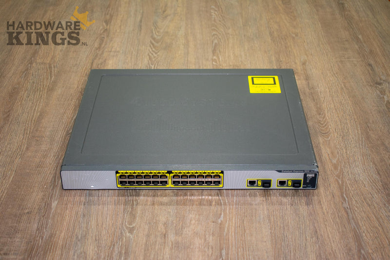 Cisco Catalyst Express 500-24LC - Switch - 24 Poorts - Managed - Hardware Kings