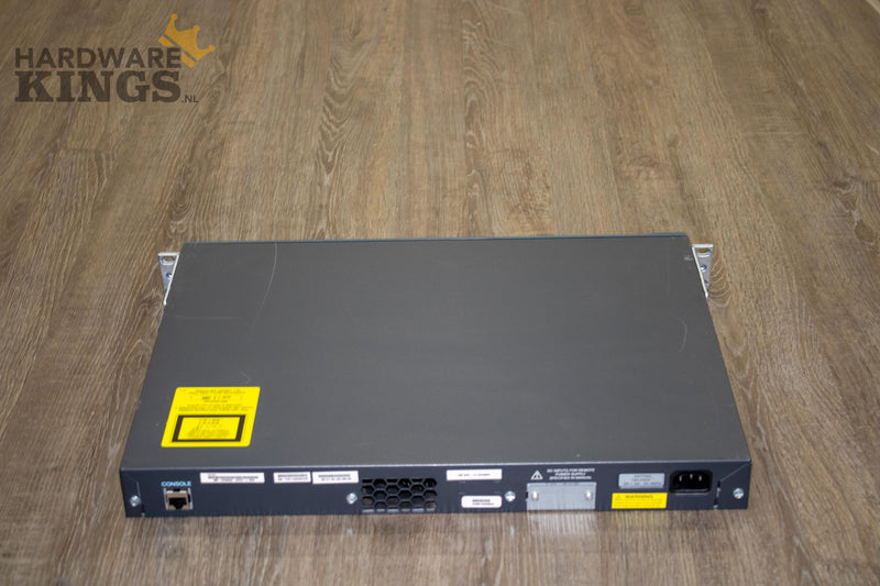 Cisco Catalyst 2960G-24TC-L Gigabit Switch - Hardware Kings