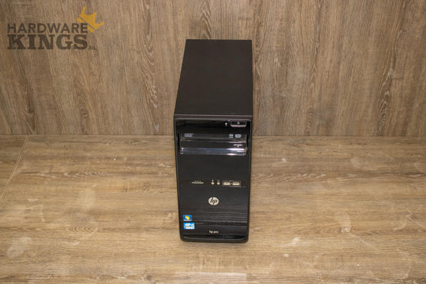 HP Pro 3400 Tower | i3-2100 | - Hardware Kings