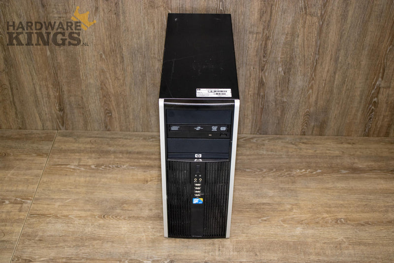 HP Compaq 8000 Elite Base Model Convertible Minitower PC - Hardware Kings