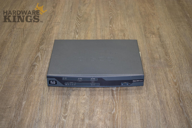 Cisco 887VA Modem Router (Geen Adapter) - Hardware Kings