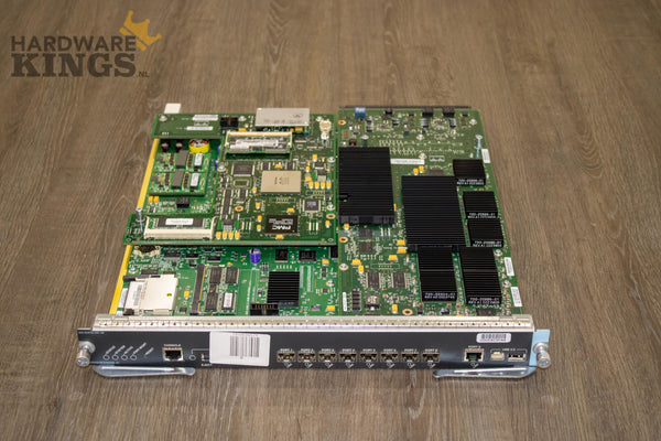 Cisco Systems WS-SUP32-GE-3B Catalyst 6500 Supervisor 32 with 8 GE uplinks and PFC3B - Hardware Kings