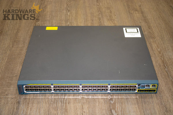 Cisco Catalyst 2960-S Switch (WS-C2960S-48LPS-L) - Hardware Kings