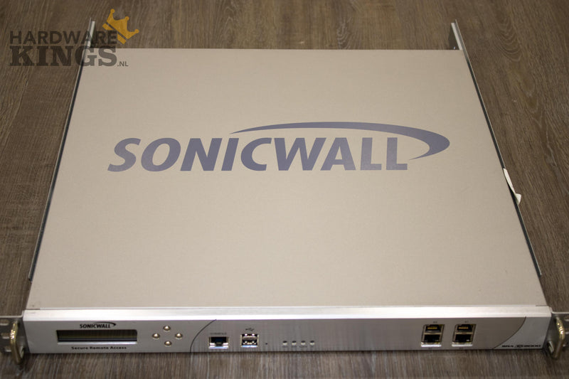 Dell Sonicwall Aventail SRA EX6000 EClass Firewall Base Appliance SWL-01RK20-05A - Hardware Kings