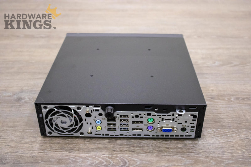 HP EliteDesk 800 G1 USDT | Intel Core I3-4130 | Windows 10 Pro
