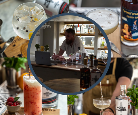 Virtual Cocktail Parties with Wing Walker Rum