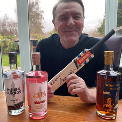 Phil Tufnell - Win a Signed Bat!