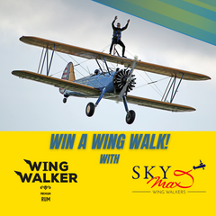 Wing Walker Rum Competition