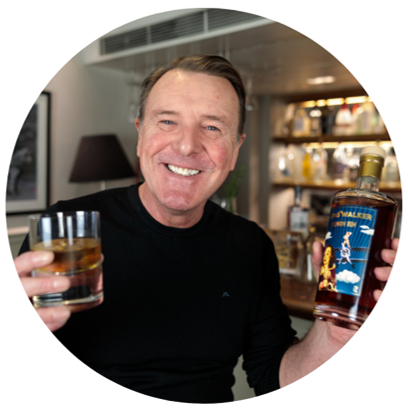 Phil Tufnell and Wing Walker Rum