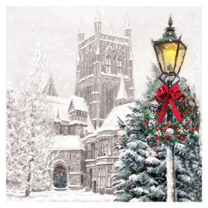 Christmas Cathedral (Pack of 10)