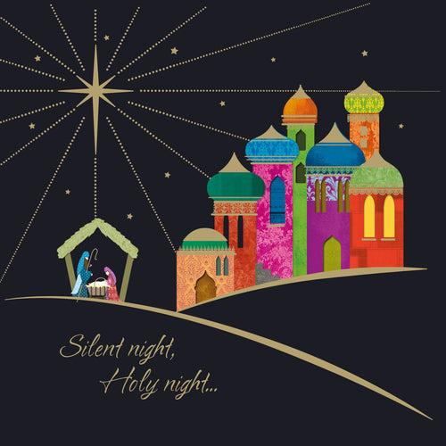 Silent Night, Holy Night (Pack of 10)