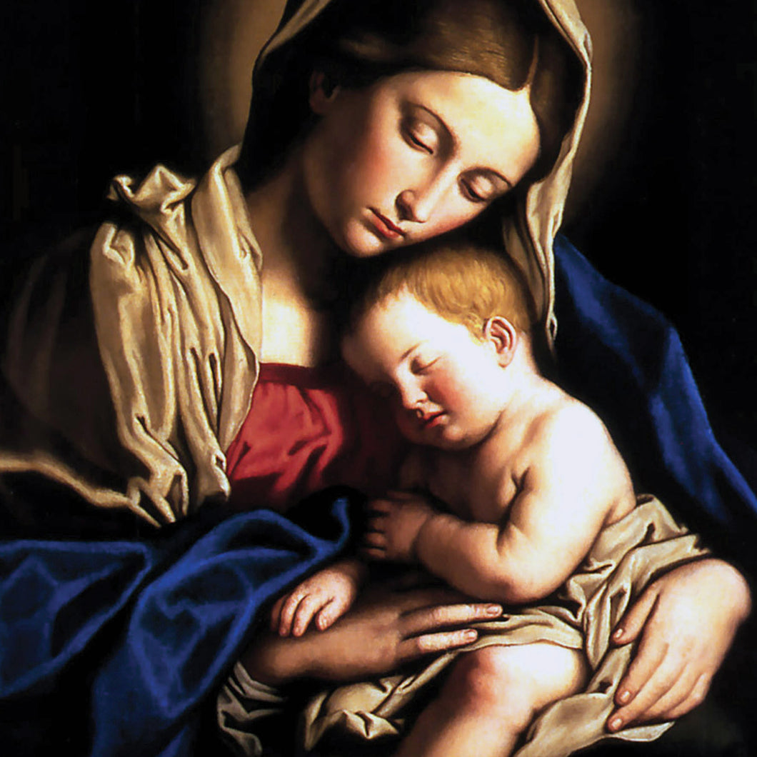Madonna & Child (Pack of 10)