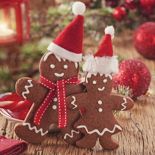 Gingerbread Christmas (Pack of 10)