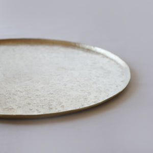 伊藤祐嗣 月の盆 02 / Tray small by Yuji Itoh 02