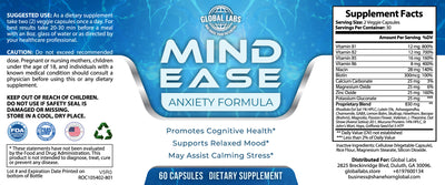 Mind Ease - Anxiety & Stress Relief