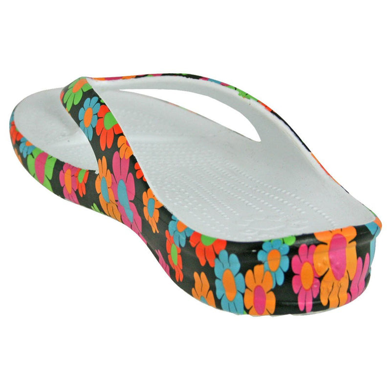 Women's Loudmouth Flip Flops - Magic Bus
