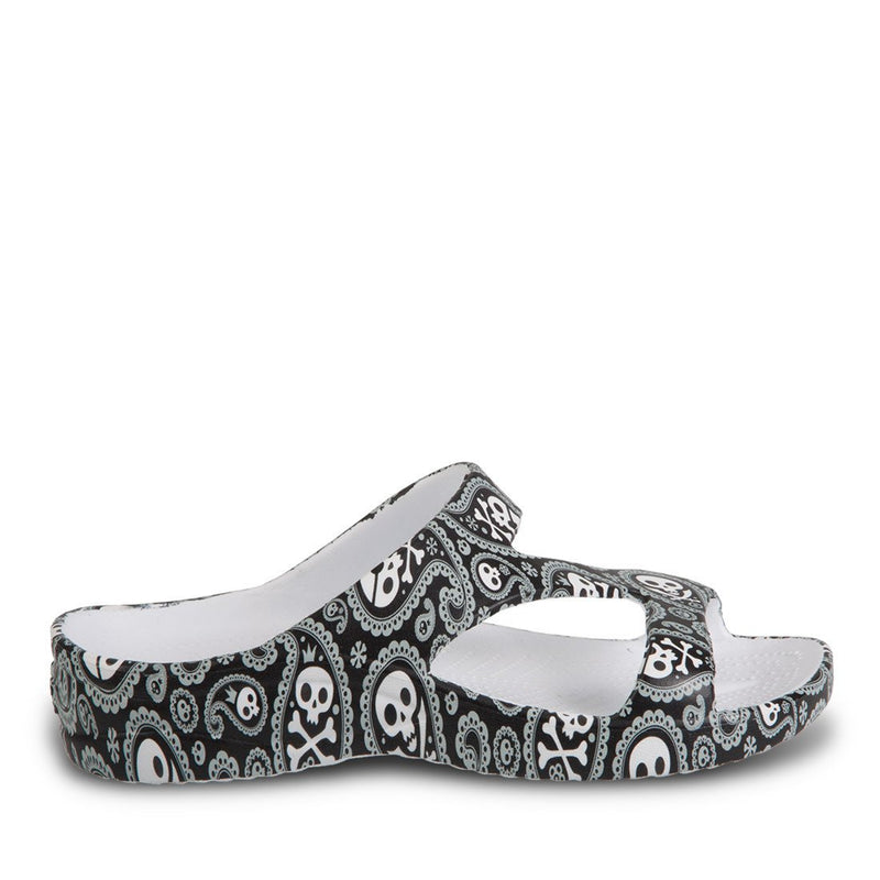 Women's Loudmouth Z Sandals - Shiver Me Timbers