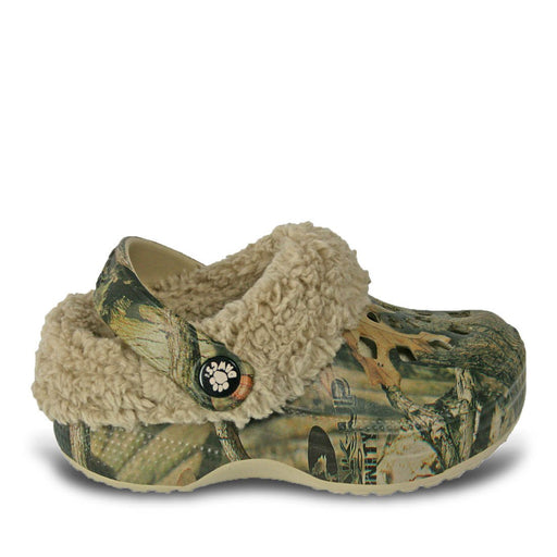 Kids' Mossy Oak Fleece Dawgs