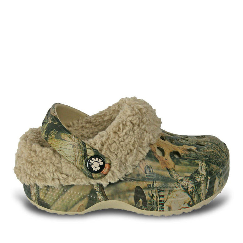 Toddlers' Fleece Dawgs - Mossy Oak