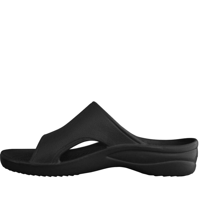 Women's Slides - Black