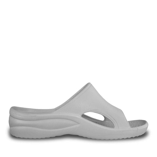 Women's Slides - White