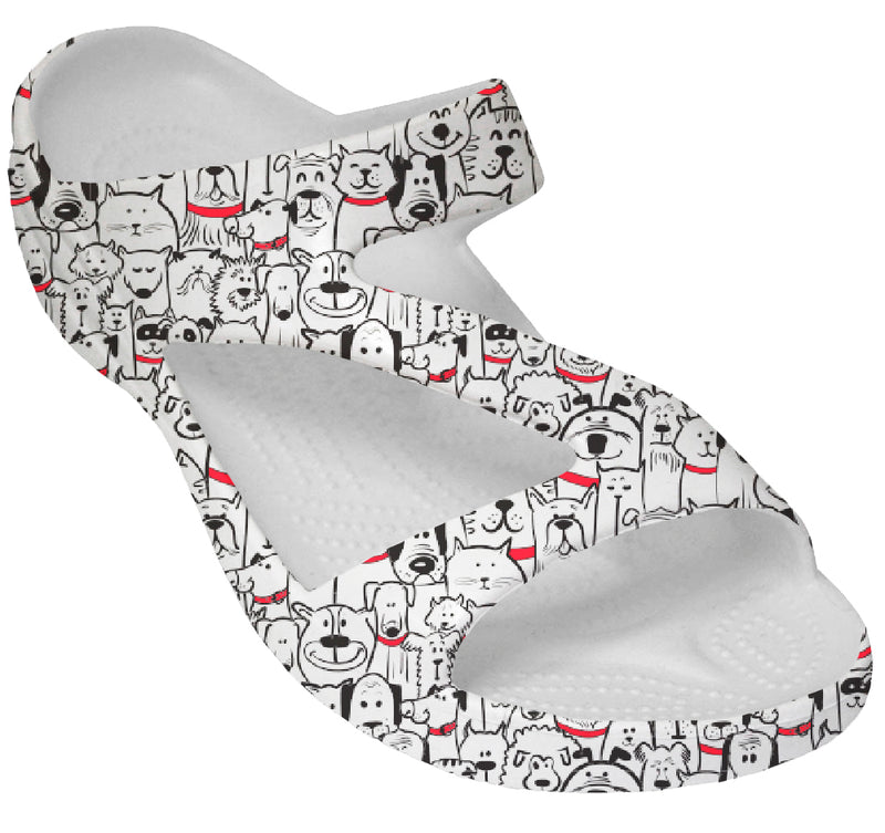 Women's Loudmouth Z Sandals - Woof