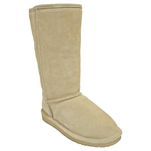 Women's 13-inch Cow Suede Boots