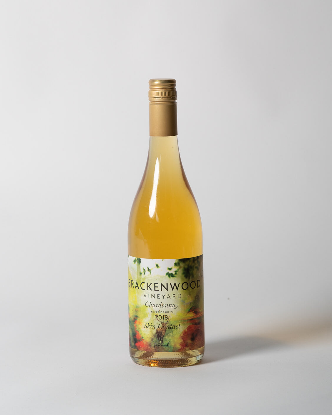 Brackenwood | Orange Skin Contact Chardonnay | 2018 | Heroes & Comrades | Perth Delivery