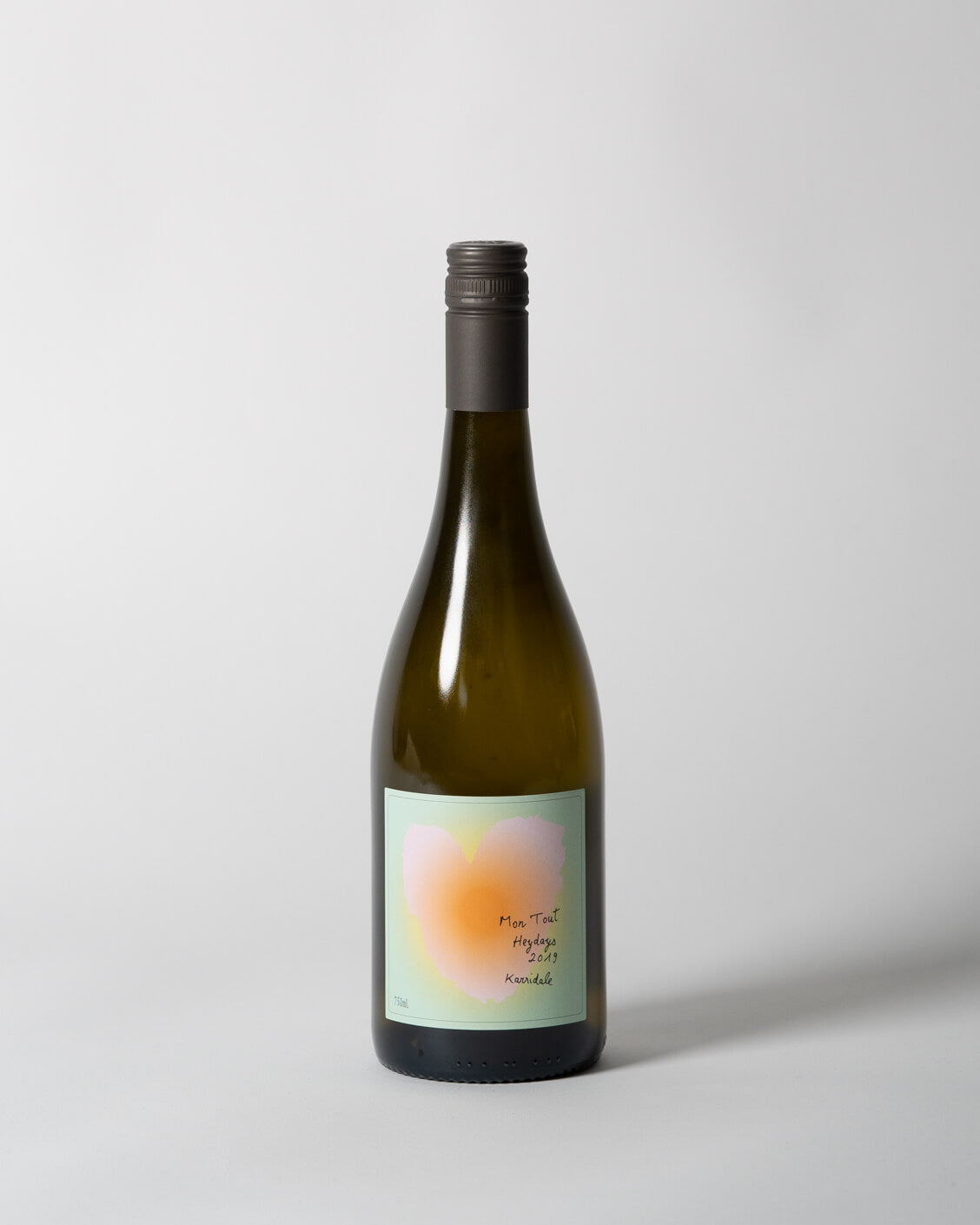 Mon Tout | Heydays Chardonnay | 2019 | Heroes & Comrades | Perth Delivery