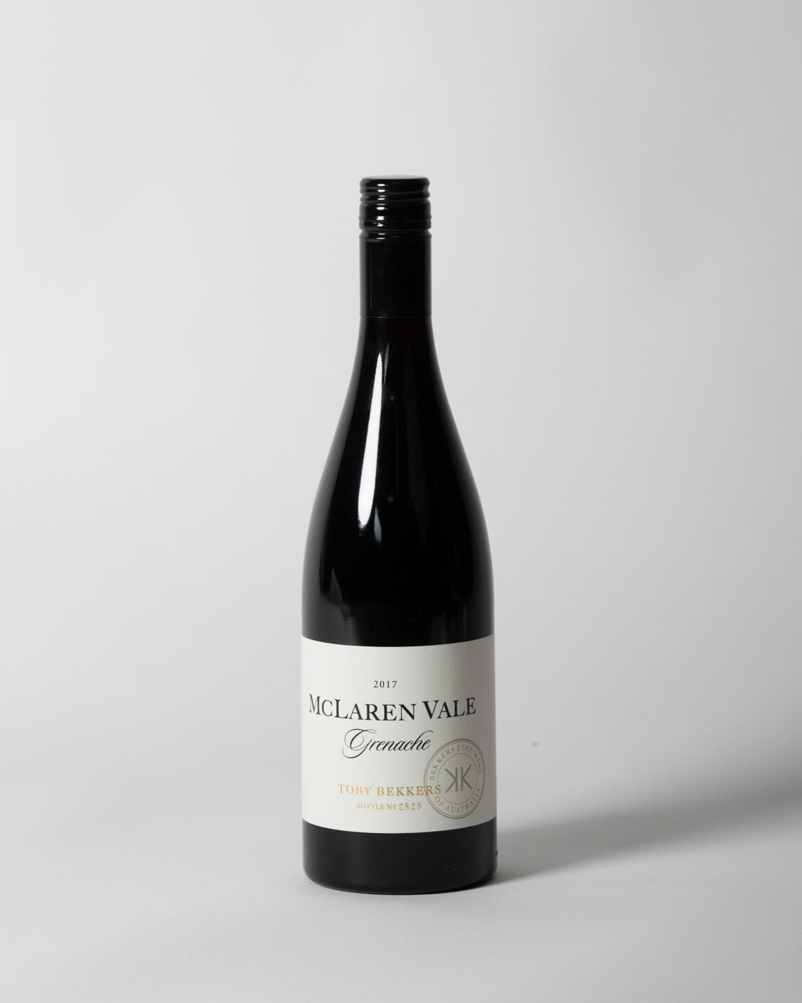 Bekkers | Grenache | 2017 | Heroes & Comrades | Perth Delivery